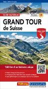 Cover-Bild zu Grand Tour de Suisse Touring Guide Französisch von Baumgartner, Roland