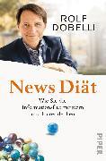 Cover-Bild zu News-Diät von Dobelli, Rolf