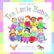 Cover-Bild zu Ten Little Babies (eBook) von Impey, Rose