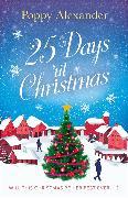 Cover-Bild zu 25 Days 'til Christmas von Alexander, Poppy