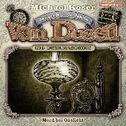 Cover-Bild zu Professor van Dusen, Folge 3: Mord bei Gaslicht (Audio Download) von Koser, Michael