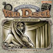 Cover-Bild zu Professor van Dusen, Folge 18: Im Harem sitzen heulend die Eunuchen (Audio Download) von Koser, Michael
