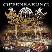 Cover-Bild zu Offenbarung 23, Folge 84: Konsum (Audio Download) von Burghardt, Paul