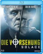 Cover-Bild zu Die Vorsehung - Solace Blu-Ray von Anthony HopkinsJeffrey Dean Morgan (Schausp.)