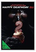 Cover-Bild zu Happy Deathday 2U von Suraj Sharma (Schausp.)