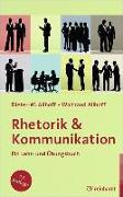 Cover-Bild zu Rhetorik & Kommunikation von Allhoff, Dieter-W.