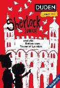 Cover-Bild zu Duden Leseprofi - Sherlock Junior und die Raben vom Tower of London von THiLO