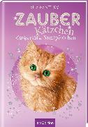 Cover-Bild zu Zauberkätzchen - Zuckersüße Samtpfötchen von Bentley, Sue