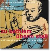 Cover-Bild zu Zu Bethlem überm Stall