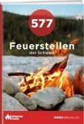 Cover-Bild zu 577 Feuerstellen der Schweizer Familie