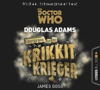 Cover-Bild zu Doctor Who und die Krikkit-Krieger von Adams, Douglas