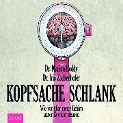 Cover-Bild zu Kopfsache schlank von Zachenhofer, Iris
