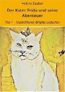 Cover-Bild zu Der Kater Frida und seine Abenteuer (eBook) von Zauber, Helena