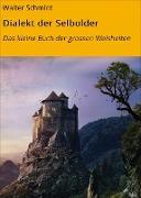 Cover-Bild zu Dialekt der Selbolder (eBook) von Schmidt, Walter