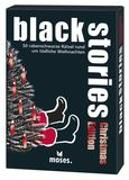 Cover-Bild zu black stories Christmas Edition von Harder, Corinna