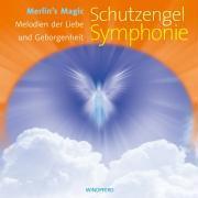 Cover-Bild zu Schutzengel Symphonie von Merlin's Magic