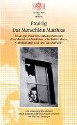 Cover-Bild zu Das Menschlein Matthias. Tetralogie bestehend aus den Romanen: Das Menschlein Matthias / Die Brüder Moor / Lebensdrang / Der Landstörtzer