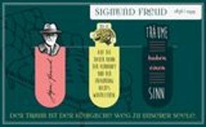 Cover-Bild zu libri_x Lit. Magnetlesezeichen Sigmund Freud
