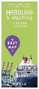 Cover-Bild zu EASY MAP Hamburg & Umgebung