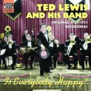 Cover-Bild zu Lewis, Ted (Komponist): Is Everybody Happy?