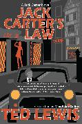 Cover-Bild zu Lewis, Ted: Jack Carter's Law (eBook)