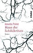Cover-Bild zu Pehnt, Annette: Haus der Schildkröten (eBook)