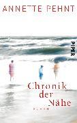 Cover-Bild zu Pehnt, Annette: Chronik der Nähe
