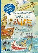 Cover-Bild zu Brykczynski, Marcin: Die abenteuerliche Welt der Schiffe