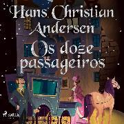 Cover-Bild zu eBook Os doze passageiros