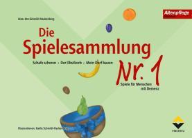 Cover-Bild zu Die Spielesammlung Nr. 1 von Schmidt-Hackenberg, Ute (Hrsg.)