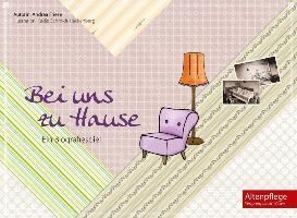 Cover-Bild zu Bei uns zu Hause von Friese, Andrea