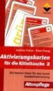 Cover-Bild zu Aktivierungskarten für die Kitteltasche 2 von Friese, Andrea