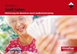 Cover-Bild zu Spass haben 1 von Höfmann, Elfi