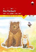 Cover-Bild zu Das Tierbuch (eBook) von Friese, Andrea