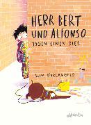 Cover-Bild zu D'Arcangelo, Laura: Herr Bert und Alfonso jagen einen Dieb
