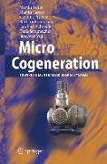 Cover-Bild zu Micro Cogeneration von Pehnt, Martin
