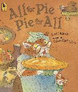 Cover-Bild zu Martin, David: All for Pie, Pie for All