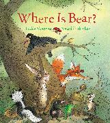 Cover-Bild zu Newman, Lesléa: Where Is Bear? (Padded Board Book)
