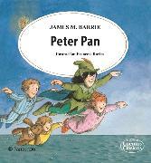 Cover-Bild zu Barrie, James Matthew: Peter Pan (eBook)