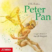 Cover-Bild zu Barrie, James Matthew: Peter Pan (Audio Download)