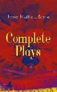 Cover-Bild zu Barrie, James Matthew: Complete Plays of J. M. Barrie (eBook)