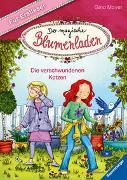 Cover-Bild zu Mayer, Gina: Der magische Blumenladen für Erstleser, Band 1: Die verschwundenen Katzen