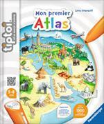 Cover-Bild zu Friese, Inka (Text von): Mon premier Atlas