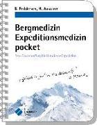 Cover-Bild zu Bergmedizin Expeditionsmedizin pocket von Feddersen, Berend