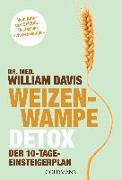 Cover-Bild zu Weizenwampe - Detox von Davis, William