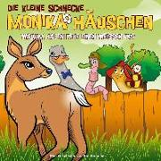 Cover-Bild zu Naumann, Kati: Die kleine Schnecke Monika Häuschen 50: Warum haben Rehe einen weißen Po?