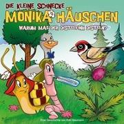 Cover-Bild zu Naumann, Kati: Die kleine Schnecke Monika Häuschen 51: Warum mag der Distelfink Disteln?