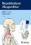 Cover-Bild zu Repetitorium Akupunktur von Steveling, Angelika