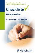 Cover-Bild zu Checkliste Akupunktur (eBook) von Hecker, Hans Ulrich