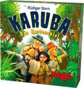 Cover-Bild zu Dorn, Rüdiger: Karuba - Das Kartenspiel